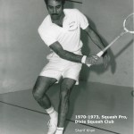 Ont Squash Hall of Fame - Sharif Khan 1