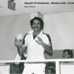 Ont Squash Hall of Fame - Sharif Khan 2